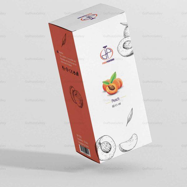 بسته بندی با کیفیت و شیک توسط آژانس هنری تبلیغاتی گرافتوگالری